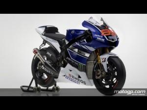 Yamaha Factory Racing 2013