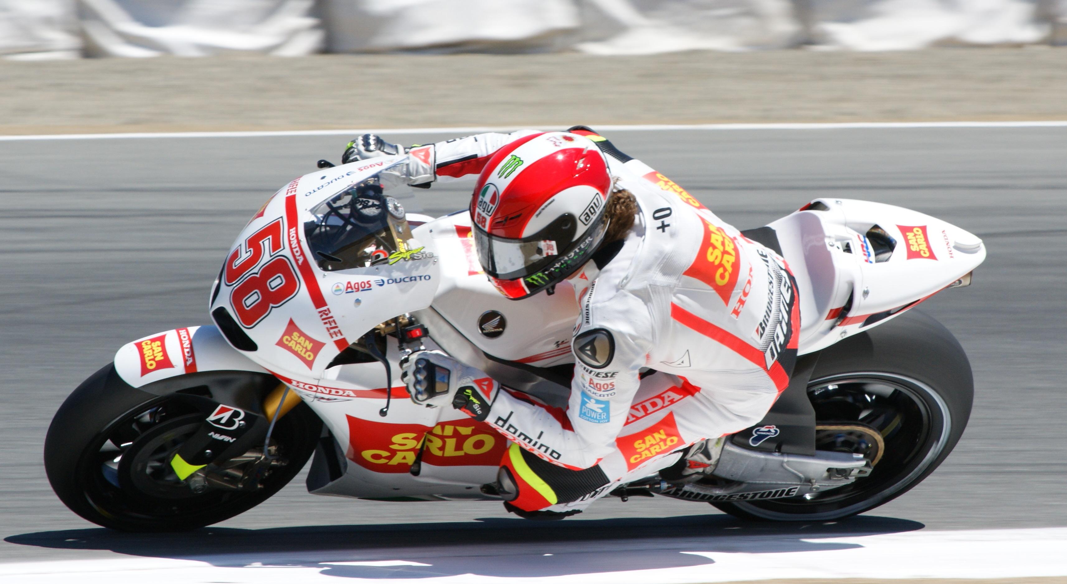 Marco Simoncelli Akan Menjadi Legenda MotoGP ke-21 | https://dhukha99.wordpress.com