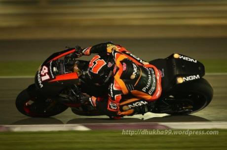 Aleix Espargaro - NGM Forward Racing