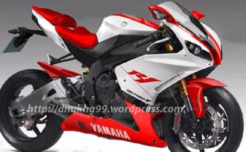 New YZF R1