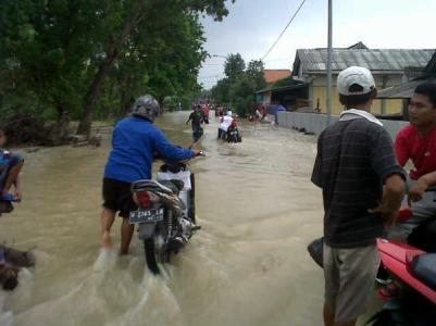 Banjir Pasar Benjeng 2