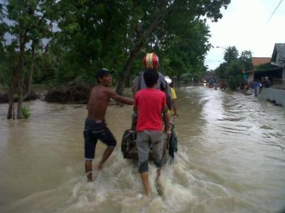 Banjir Pasar Benjeng 3