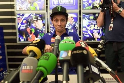 Rossi-Interview