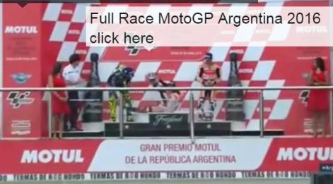 Mogp Argentina 2016-Podium