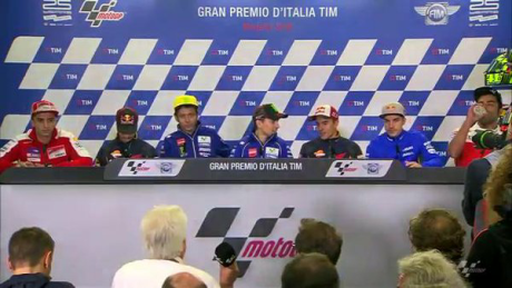 Presscon Mugello 2016
