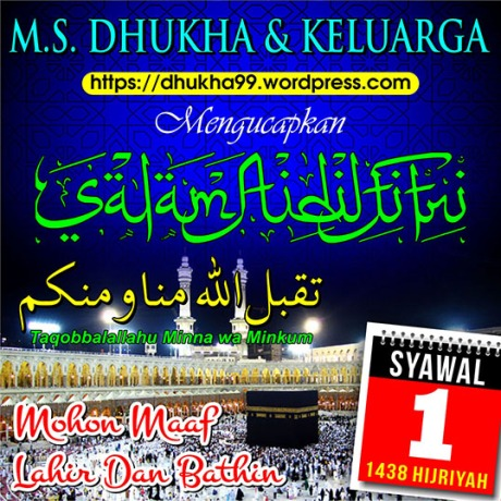 Idul Fitri - Dhukha99